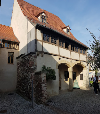 Martin Luther's Birth House