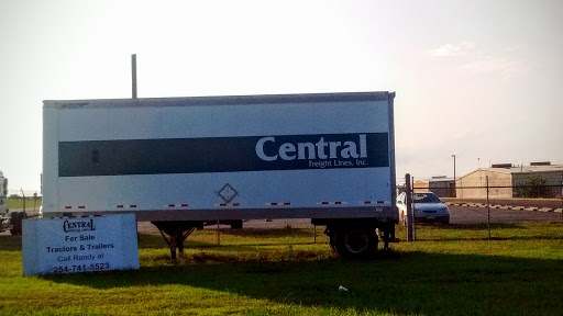 Trucking Company «Central Freight Lines Inc», reviews and photos