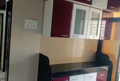 R.V. Modular Kitchen & Interior