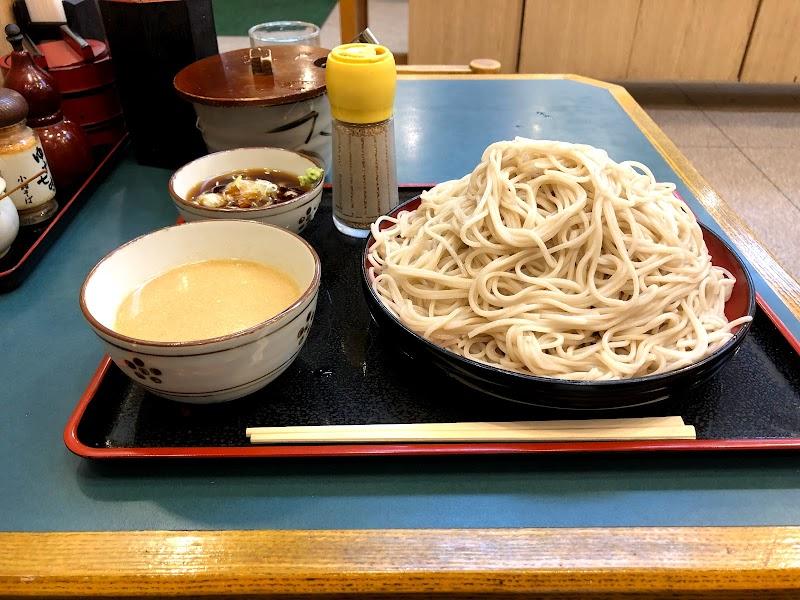小諸そば 京橋店