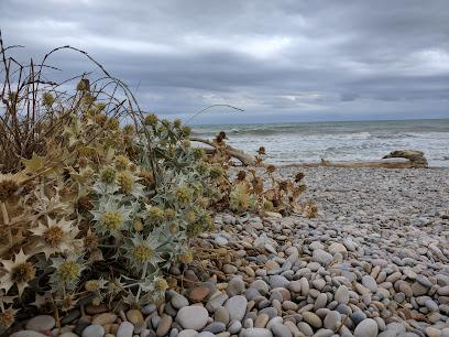 Playa nudista - Cuartel Vell de Cabanes
