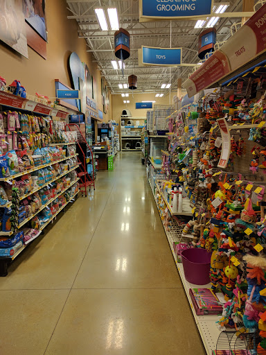 Pet Supply Store «PetSmart», reviews and photos, 15500 Panama City Beach Pkwy #340, Panama City Beach, FL 32413, USA