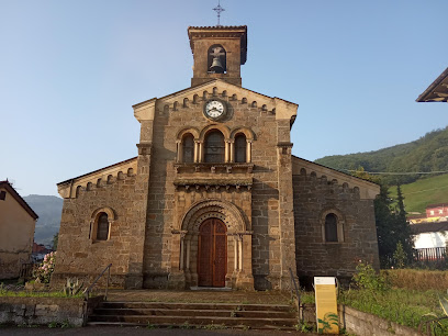 Church of Santa Eulalia de Ujo