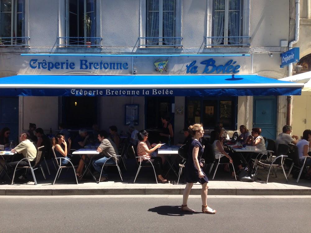 photo du resaurant La Bolée Crêperie Bretonne