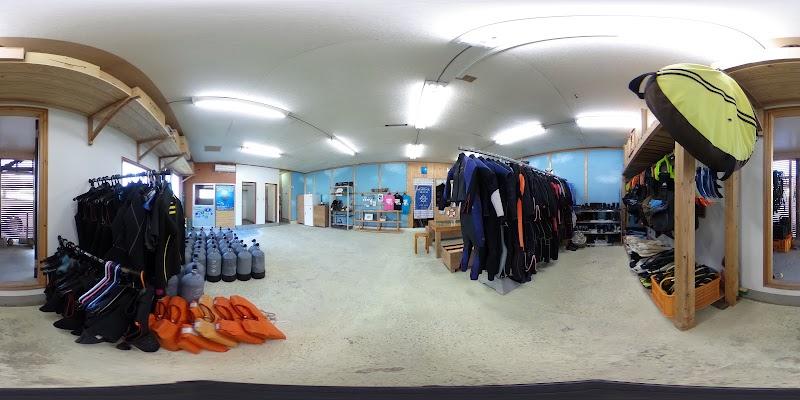 ダイビングショップエンドレスブルー奄美大島