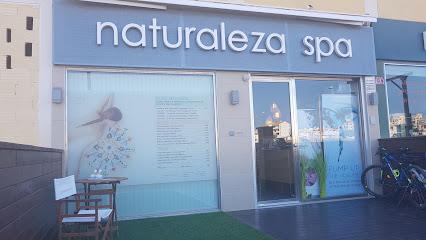 imagen de masajista Naturaleza Masaje y Spa