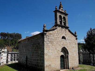 Igrexa de Santa María de Cuíña
