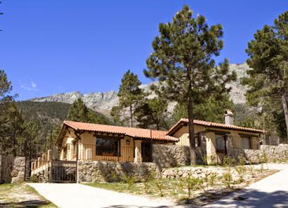 Hotel Rural Lo Alto en Sierra de Gredos