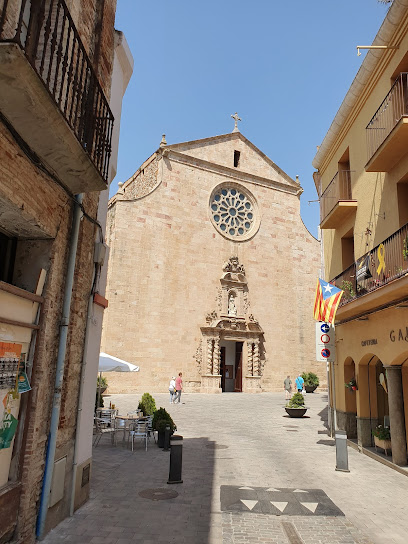 Santa Maria de Caldes de Montbui