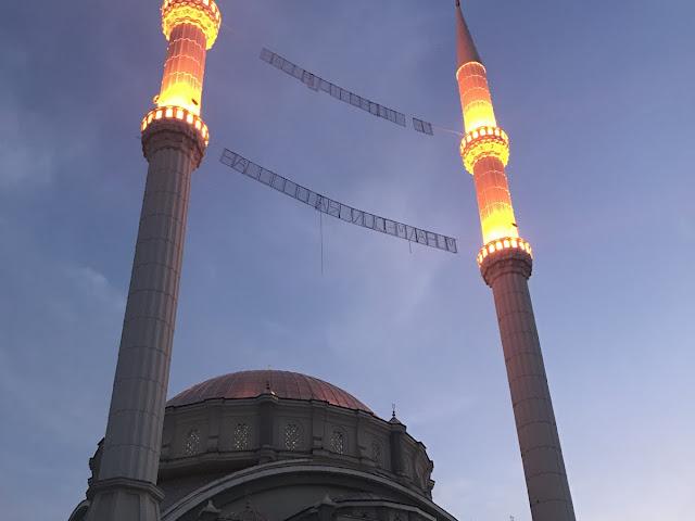 Bülent Güllüoğlu Cami̇i̇