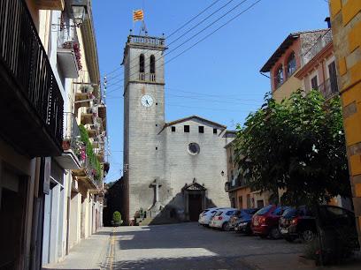 Parròquia de Sant Feliu de Pallarols