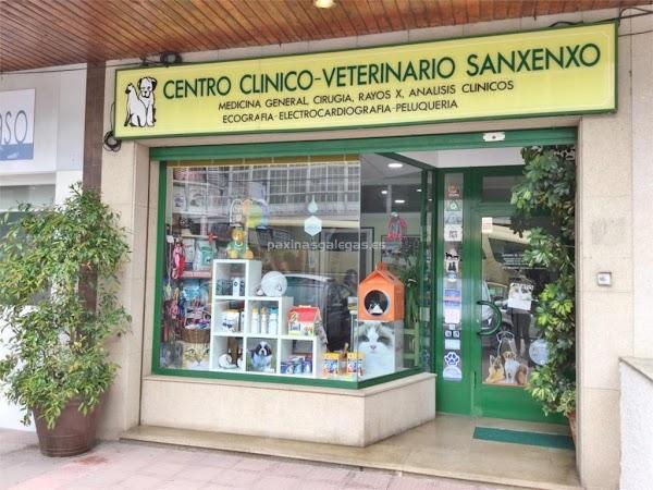 Centro Veterinario Sanxenxo