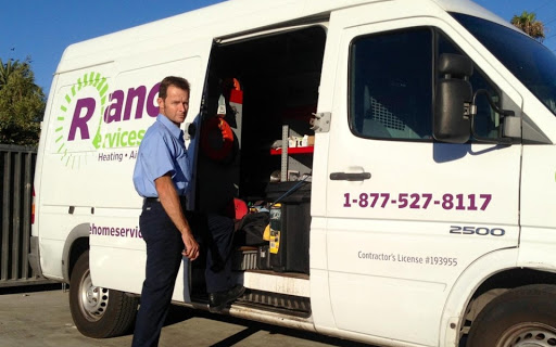 Reliance Home Service in Los Angeles, California