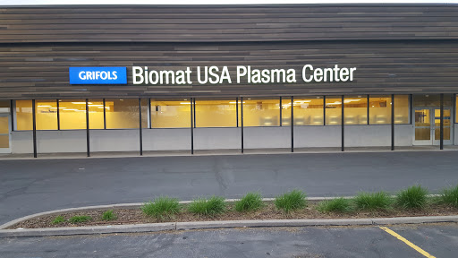 Biomat USA, 727 9400 S, Sandy, UT 84094, Blood Donation Center