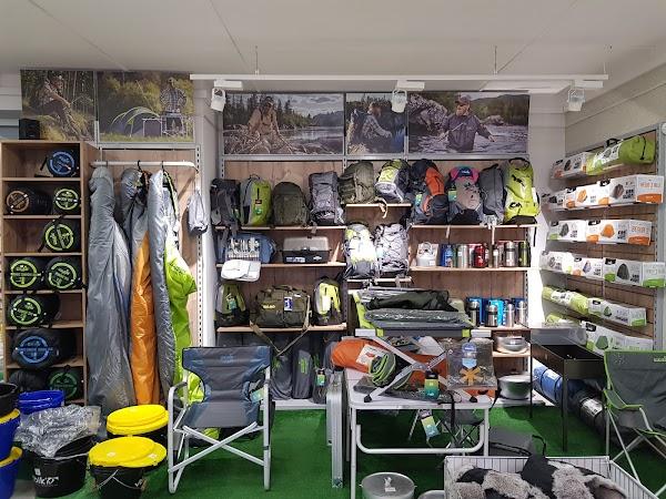 Рыболовный интернет магазин Maxfisherby