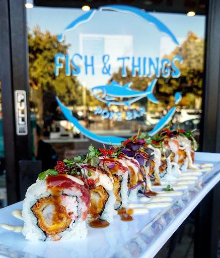 Fish & Things Poke Bar
