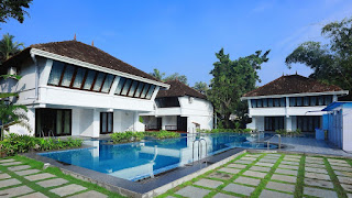Luxury Resort in Cochin