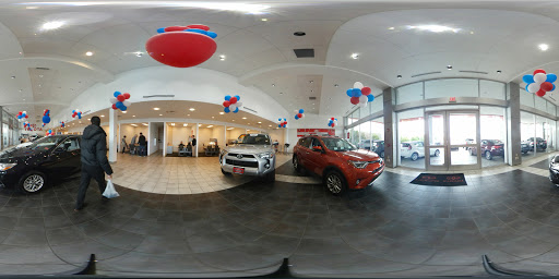 Toyota Dealer «Ed Martin Toyota», Reviews And Photos, 5500 S Scatterfield  Rd, Anderson, ...