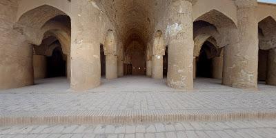 Tarikhaneh Temple, Damghan, Iran