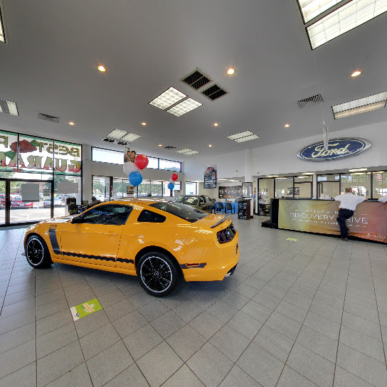 Hall Ford Lincoln Newport News Picture