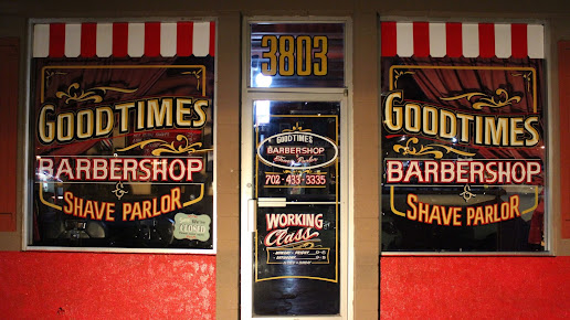 Goodtimes Barber Shop & Shave Parlor
