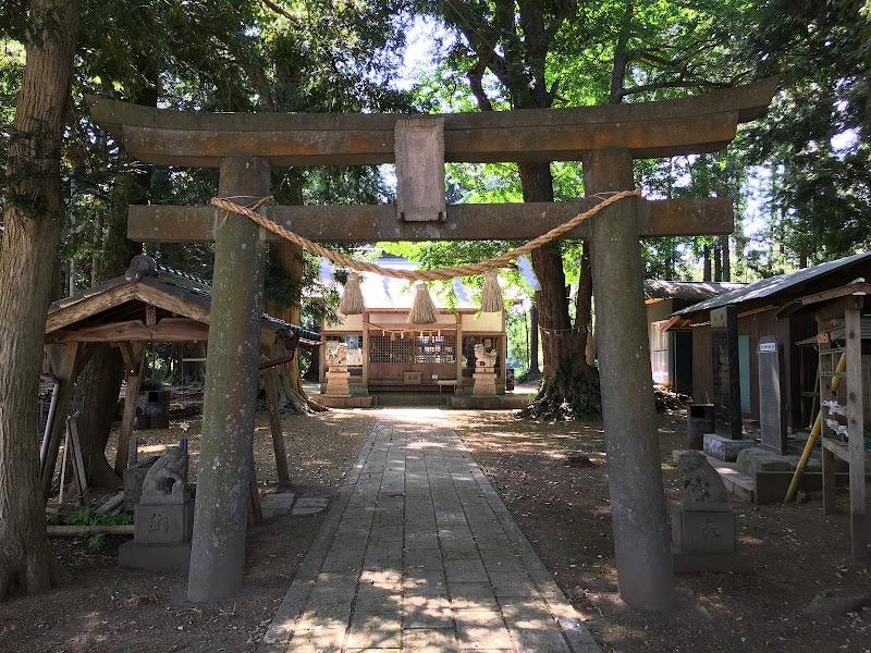 大森鳥見神社