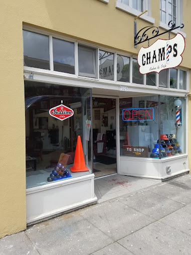 Champs Barber & Style Shop