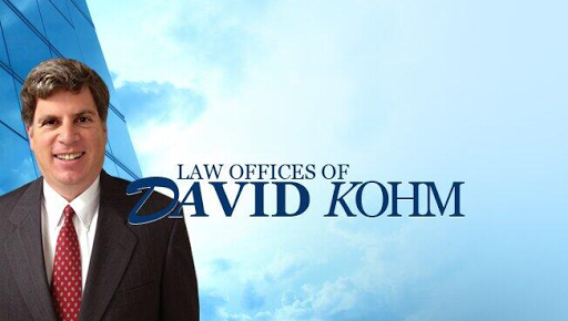 David S. Kohm & Associates, 1414 W Randol Mill Rd #118, Arlington, TX 76012, Personal Injury Attorney