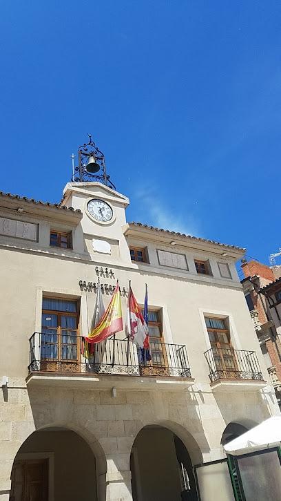 Ayuntamiento De San Esteban De Gormaz