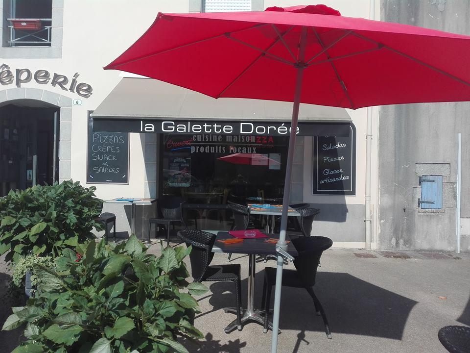 photo du resaurant La Galette Dorée