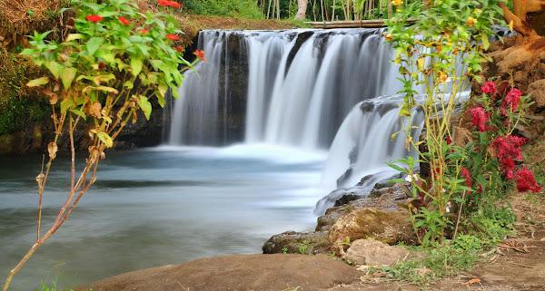 Air Terjun Anjasmoro Sumbersalak