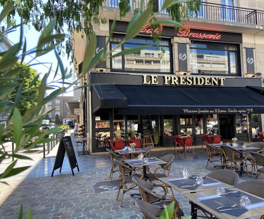 photo du resaurant Brasserie Le Président