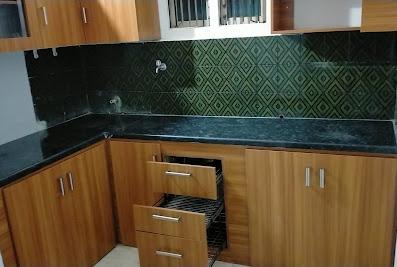 Mr.Care Interior- modular kitchen,loft and cupboard,tv wall unit,pooja shelf works in trichyPudukkottai