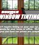 Boulder Window Tint logo