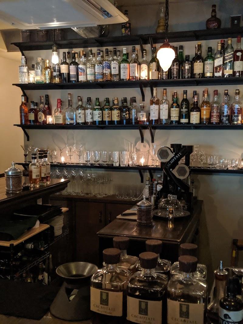 門前仲町 bar&chocolate CACAOTAIL