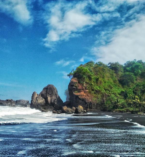 Pantai Muara Gede