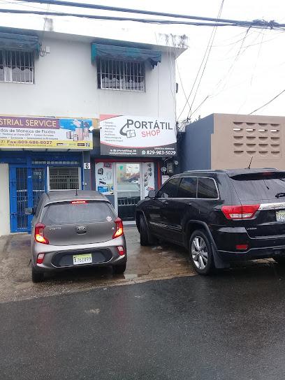Portátil Shop RD