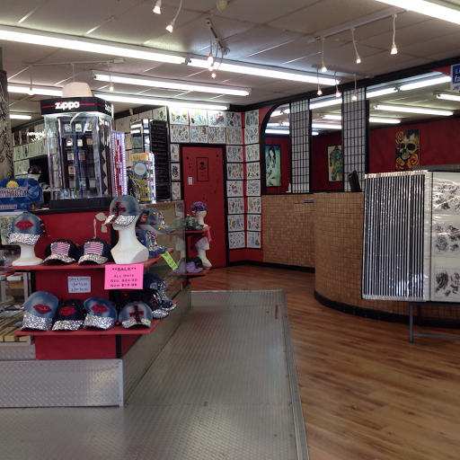 Tattoo Shop «Jet Set Tattoo», reviews and photos, 2522 S Atlantic ...