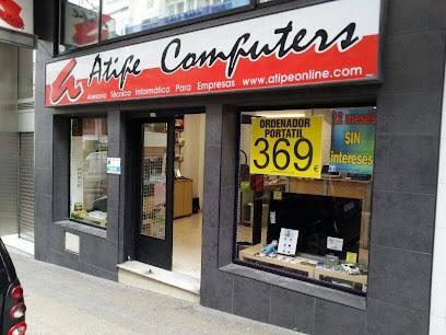 Empresa ✅ - ATIPE COMPUTERS - Telefonía Reparación y Ordenadores