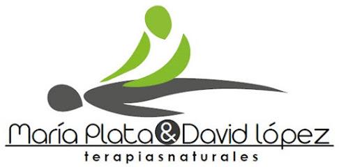 imagen de masajista Terapias Naturales   María Plata & David López