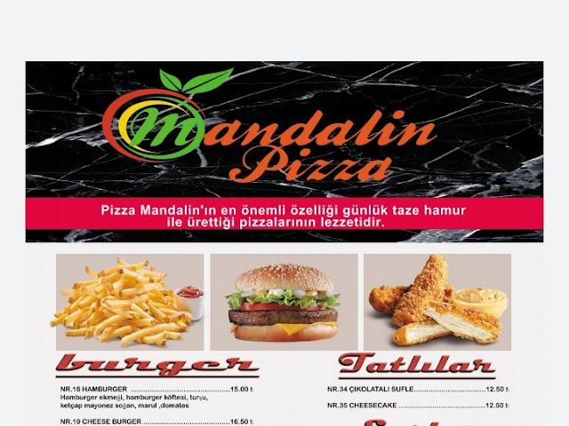 Mandalin Pizza