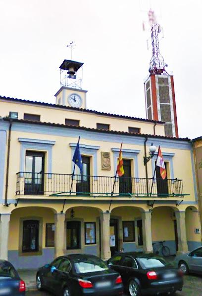 La Fuente de San Esteban Town Hall