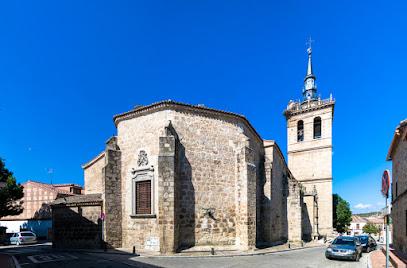 Church of Santiago Apóstol