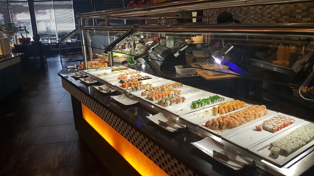 Dragon Hibachi & Sushi Buffet L10