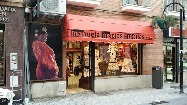 Bulerías Manuela Macías