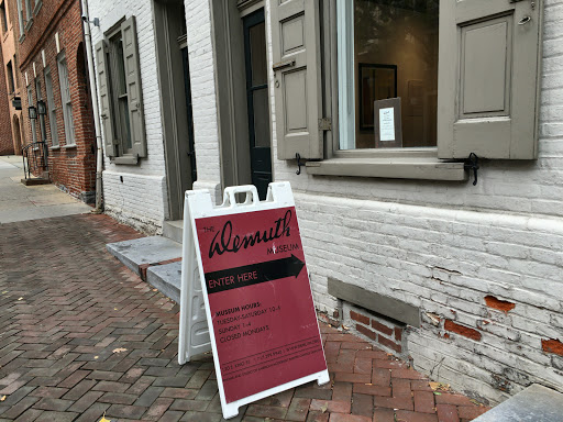 Museum «The Demuth Museum», reviews and photos, 120 E King St, Lancaster, PA 17602, USA