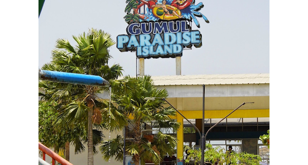 Gumul Paradise Island
