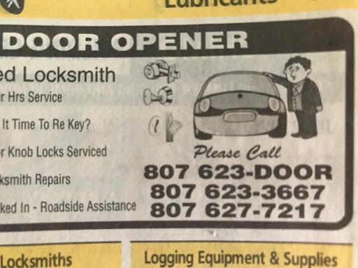 Locksmith Door Opener in Thunder Bay (ON)   LiveWay