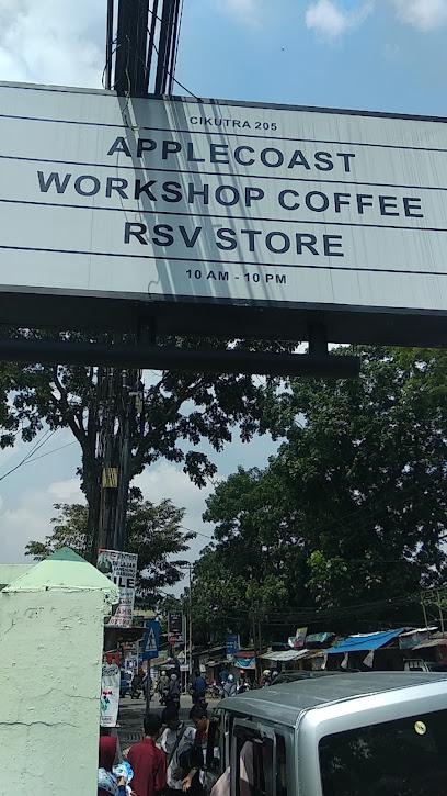 RSV Helmet Store - Jl. Cikutra, Bandung