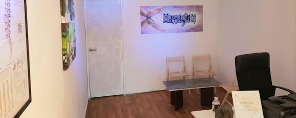 imagen de masajista Massagium Center Masajes Reus